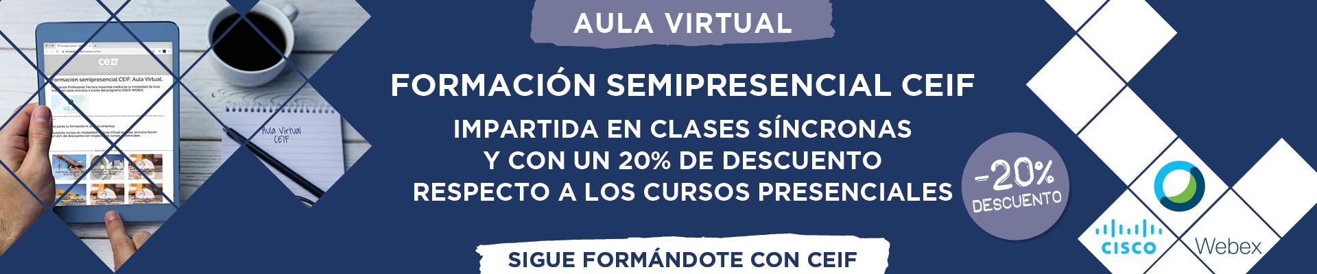Aula virtual CEIF